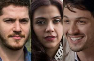Novela 'Além do Tempo': Anita confessa paixão por Afonso, mas escolhe Roberto