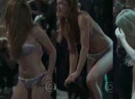 Marina Ruy Barbosa fica seminua em 'Totalmente Demais' e fãs elogiam:'Escândalo'