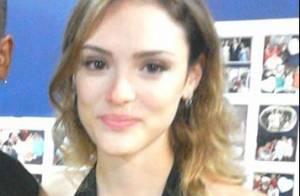 Isabelle Drummond curte fim de semana em hotel após fim de namoro com Tiago Iorc