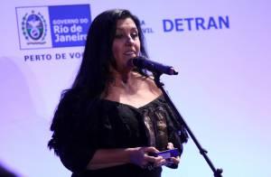 Regina Casé desabafa sobre ataque de hackers em suas contas na web: 'É crime!'