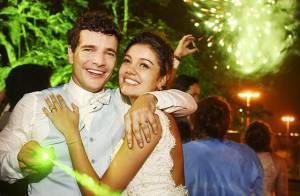 Veja fotos do casamento de Daniel de Oliveira e Sophie Charlotte!