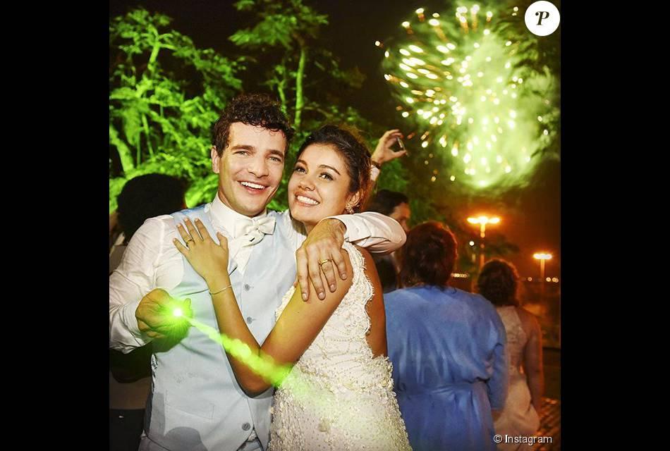 Sophie Charlotte e Daniel de Oliveira estão casados!