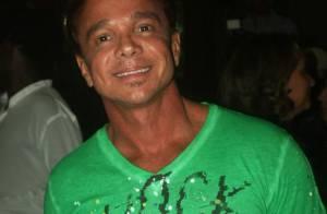 Netinho recebe alta hospitalar após ficar 4 meses internado