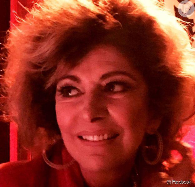 Marília Pêra foi homenageada por Miguel Falabella, que compartilhou uma das últimas fotos da atriz