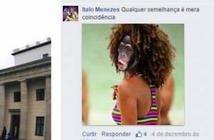 Sheron Menezzes é vítima de ataques racistas na web e desabafa: 'Desprezíveis'