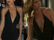Sabrina Sato repete vestido de R$ 10 mil usado por Atena de 'A Regra do Jogo'