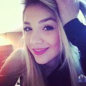 Bruna Santana, irmã de Luan Santana, começa aula de interpretação em SP