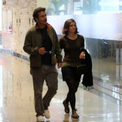 Marcos Palmeira desconversa sobre romance com Georgiana Góes: 'Não confirmo'