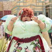 'Saramandaia': Dona Redonda vai sofrer bullying antes de explodir