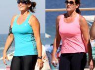 Renata Ceribelli aparece mais magra enquanto se exercita; veja antes e depois