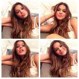 Recentemente, Neymar publicou montagem com fotos de Bruna Marquezine e disse que estava sentindo falta da namorada