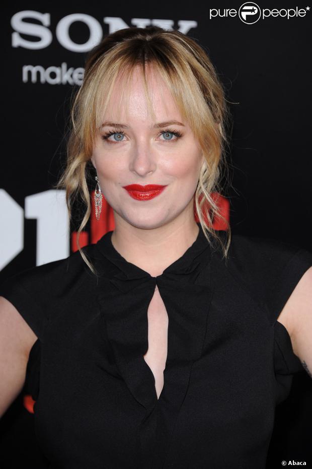 Dakota Johnson viverá Anastasia Steele na adaptação cinematográfica de 'Cinquenta Tons de Cinza'