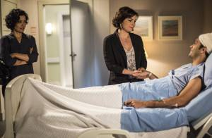 'Sangue Bom': após acidente, Érico rejeita Verônica e diz que quer Renata