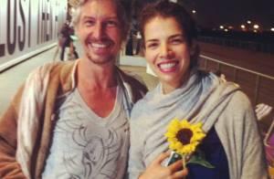 Separada, Vanessa da Mata vive romance com colecionador de arte francês