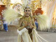 Nicole Bahls perde aliança durante desfile da Vila Isabel: 'Já encomendou outra'
