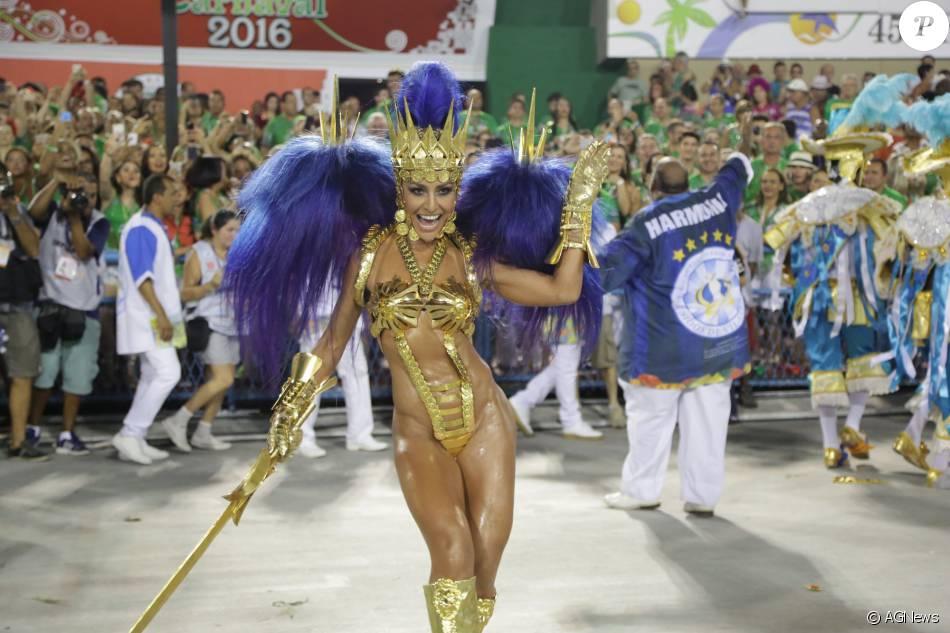 10affe8485687 Carnaval 2016  a fantasia de Sabrina Sato custou R  62