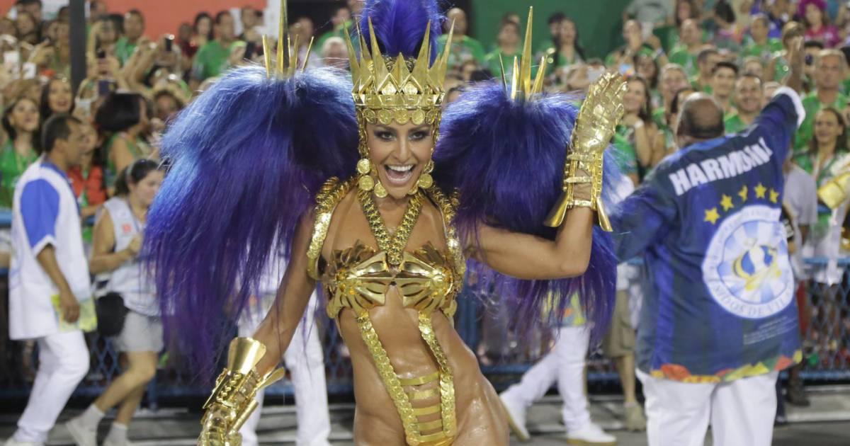 Carnaval 2016: a fantasia de Sabrina Sato custou R$ 62,5 mil...