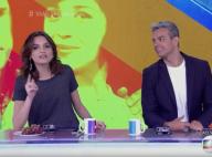 Otaviano Costa zoa Monica Iozzi após beijo em Klebber Toledo: 'Fica na Sapucaí'