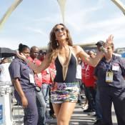 Sabrina Sato emagreceu ao desfilar no Carnaval: 'Perdi 2kg sambando'