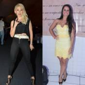 Graciele Lacerda é criticada por Antonia Fontenelle na internet: 'Sem vergonha'