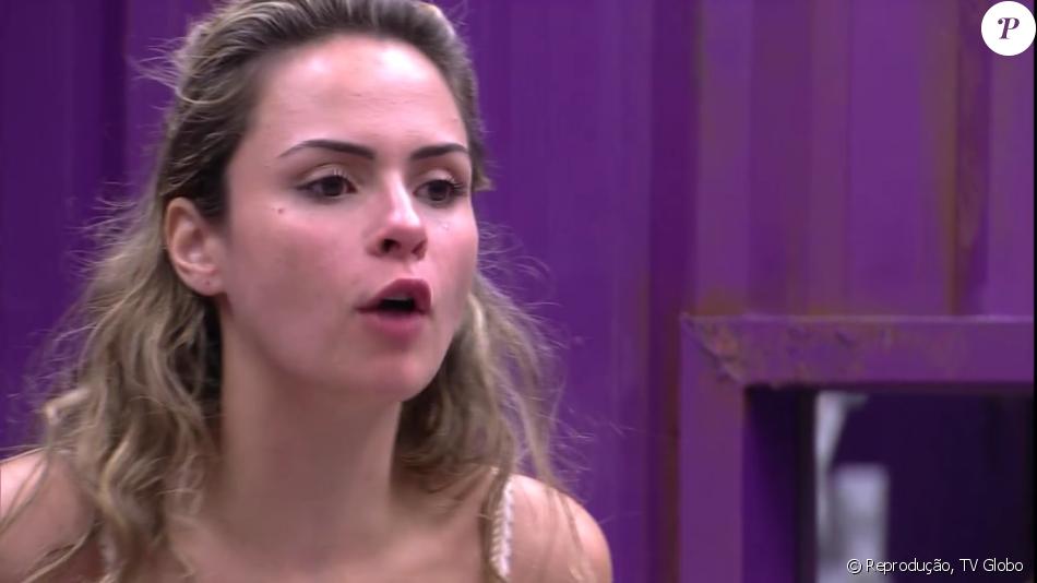 'BBB16': Ana Paula gera nova briga e sobra até para Ronan. 'Não sou mais aliada'
