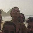 Giovanna Lancellotti e Gian Luca Ewbank vivem romance desde novembro de 2015
