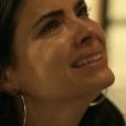 'A Regra do Jogo': Tóia (Vanessa Giácomo) confessa que matou Romero (Alexandre Nero) e é presa. 'Minha vida acabou'