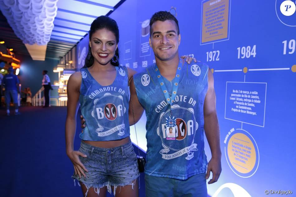 Paloma Bernardi não garante ser rainha de bateria da Grande Rio em 2017: 'Eles trocam sempre'