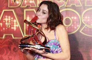'Dança dos Famosos': Carol Castro faz passo arriscado e vence competição