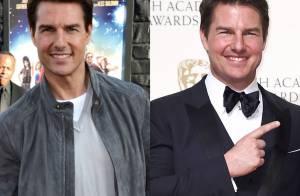 Tom Cruise aparece com o rosto inchado e chama atenção na web: 'Botox?'