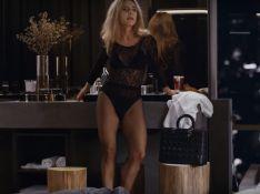 Bruna Lombardi exibe corpão usando lingerie, aos 63 anos, em filme: 'Sem neuras'