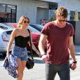 O noivado de Miley Cyrus e Liam Hemsworth estava estremecido