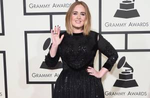 Adele usa 2 vestidos e Lady Gaga homenageia David Bowie no Grammy 2016. Looks!