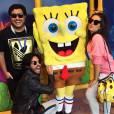 Anitta levou a família e amigos para Orlando