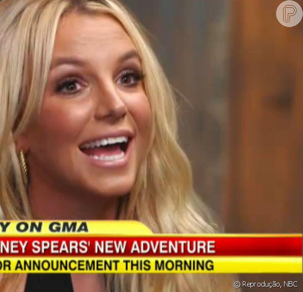 Britney Spears anunciou oficialmente sua série de 50 shows que fará em um cassino e resort de Las Vegas. Os ingressos começam a ser vendidos na próxima sexta-feira e variam entre R$ 120,00 e R$ 3000,00