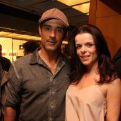 Marcos Pasquim, ator de 'Saramandaia', e Lucienne Moraes estão morando juntos