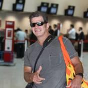 Raul Gazolla reclama com direção da Record por entrevista com Guilherme de Pádua