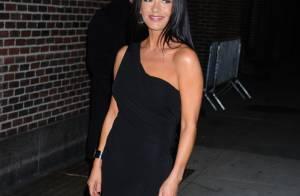 Catherine Zeta-Jones chega aos 44 anos em crise no casamento com Michael Douglas