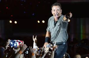 Rock in Rio: John Mayer toca hits e Bruce Springsteen canta com fãs em show