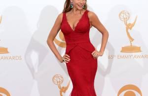 Veja o look das famosas como Sofia Vergara que se destacaram no Emmy Awards 2013