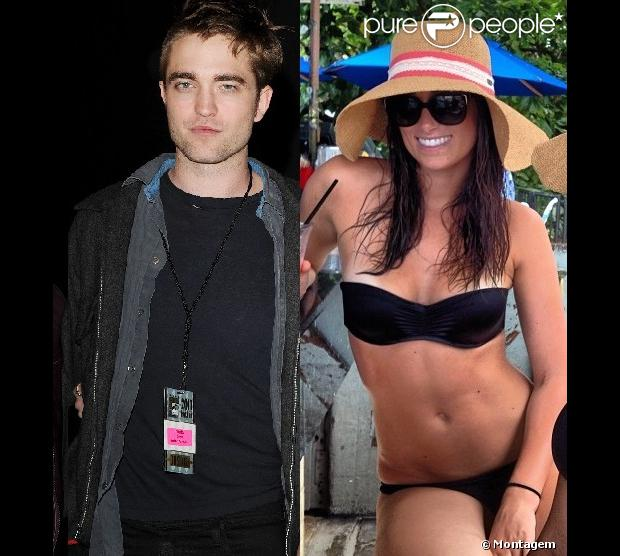 Robert Pattinson está namorando sua personal trainer, Sydney Liebes