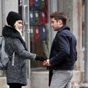 Zac Efron filma comédia sobre solteirões 'Are We Officially Dating?' em NY