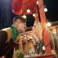 O romance entre Bárbara e Mateus teve um início conturbado do lado de fora do reality. Na época, a loira namorava o empresário Leonardo Conrado, que não gostou nada de ver a filha de Monique Evans simulando um selinho com Mateus Verdelho. No Instagram, ele postou: 'A maior vergonha da minha vida'