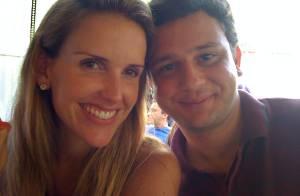 Mariana Ferrão fala sobre o filho: 'Choramos de alegria por ter você aqui'