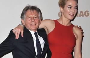 Kate Winslet comemora 38 anos grávida de seu terceiro marido, Ned Rocknroll