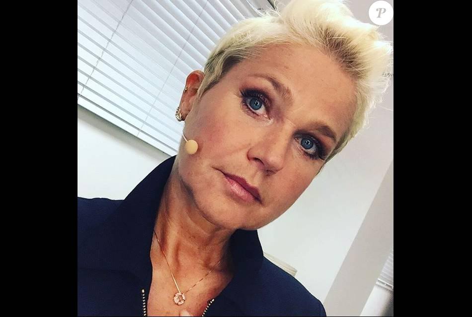 Xuxa agradeceu o carinho de Ana Paula Renault, ex-participante do 'BBB16'