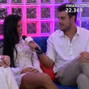 Campeã do 'BBB16', Munik leva cantada de Joaquim Lopes. 'Melhor casal', diz web