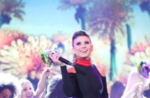 Globo nega 'geladeira' para Paula Fernandes após gafe com Faustão: 'Bem-vinda'