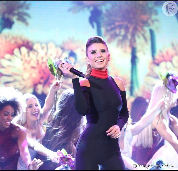 Globo nega saia-justa com Paula Fernandes nesta quarta-feira, dia 6 de abril de 2016: 'Bem-vinda'