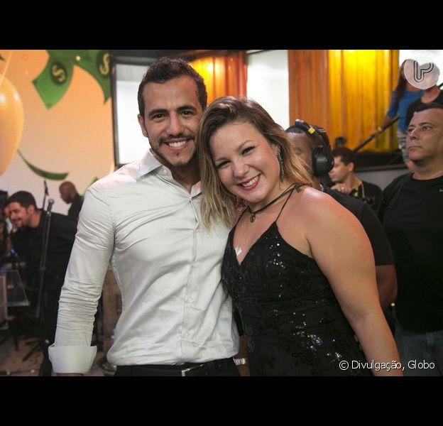 Matheus e Maria Cláudia afirmaram, em entrevista ao jornal 'Extra' nesta quinta-feira, dia 7 de março de 2016, que decidiram adiar os planos de morar juntos: 'Não agora'